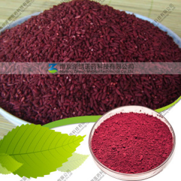 Monascus Red Yeast Rice Powder