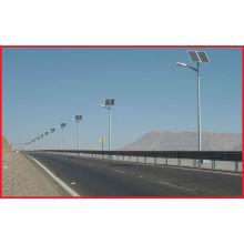 solar outdoor light post