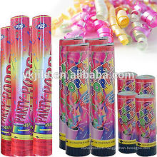 Good Quality CE Passed Various Size Party Wedding Handheld Confetti Cannon