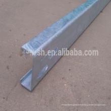 purlin de Sigma aço galvanizado Perfiladeira de alta qualidade