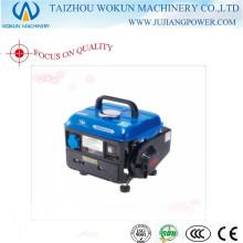 Generador de gasolina silencioso de alta qualidade Elemax de 650 watts (WK 1200)