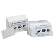 (Горячий) чистящие карты CR80 552141-002 для очистки от datacard принтер карточки