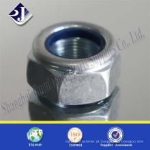 Fornecedor de China DIN982 Hex Nylon Insert Locknut