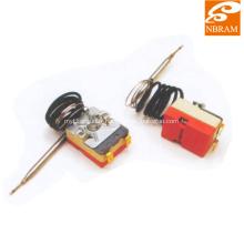 Thermostat capillaire en acier inoxydable de type E