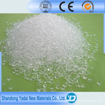 Resina de poliuretano HDPE LDPE LLDPE para grânulo de sapato