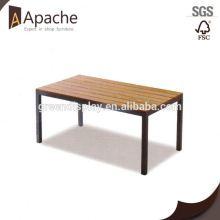 Belle apparence usine directement en bois montre marque magasin affichage