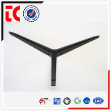 De alta calidad China OEM por encargo de aluminio trípode pantalla de fundición