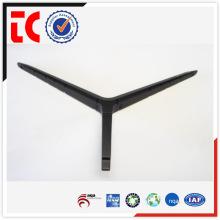 Alta qualidade China OEM personalizado feito alumínio tripé display die casting