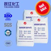 Fine Chemical Barium Sulfate / Baso4 Factory Price