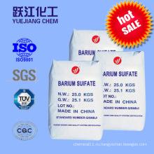 98% осажденный сульфат бария (BaSO4)