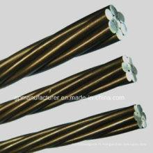 Fil de fer en acier galvanisé à chaud et à haute tension de haute qualité