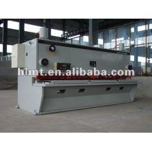 Équipement de coupe à guillotine hydraulique QC11Y, cisailles à barre ronde
