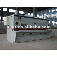 QC11Y hydraulic guillotine cutting equipment,round bar shears