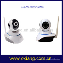 two way audio wireless cctv camera assembly security