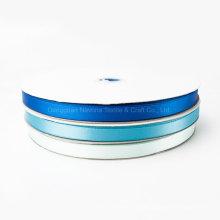 "Custom Logo / Design 1 ""25mm Single Face Polyester Satinband für Decoation"