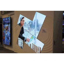 Pantalla LED de Pared de Video Irregular 46 47 55inch