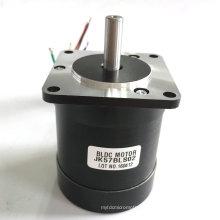 36v grande puissance haut rendement élevé rpm plus faible chaleur bushless dc moteur