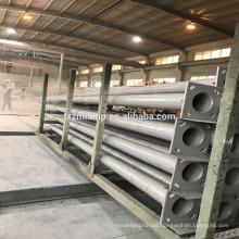 venta caliente en china lámpara de hierro al aire libre postes precio al por mayor