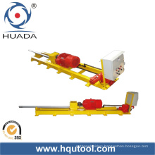 Core-Drilling Machine for Stone, with Inverter Control, Horizontal