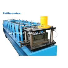 YTSING-YD-4822 Pass CE & ISO Automatic Steel L U Purlin Making Machine Low Price