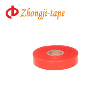 "1"" * 200' red trail marking tape"
