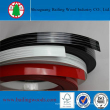 Plastic Material PVC Edgebanding for Cabinet Use
