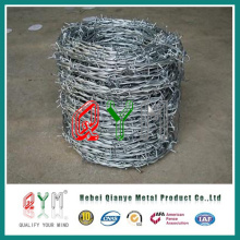 Low Cost Galvanized Barbed Wire
