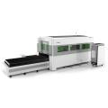 1530 5 * 10ft faserlaser schneidemaschine