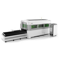 1530 5*10ft covering fiber laser cutting machine