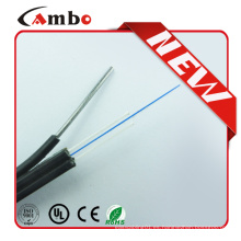 Alto rendimiento G657A1 Bend Residence 1/2/4 núcleo mariposa FTTH Cable de fibra óptica Promoción