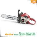 Powertec 2.2 кВт бензин бензопилы 5200