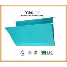 Pasta de arquivo suspenso de papel 210GSM FC
