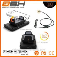 Caméra d'inspection WIFI avec prise micousb pour tous les téléphones intelligents