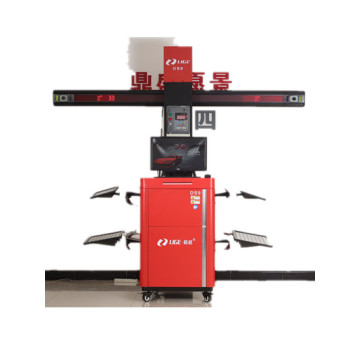 Deluxe Auto 4 Wheel 3D Alignments for Car Lifts Machine Price