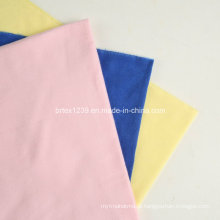 Tela de flanela tingida feita de 100% algodão para Hometextiles (C20X10 / 40X42)