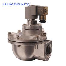 Válvula de aire de neumático pulso de serie KLF / diafragma estructura/AC110V, 220V, DC24V