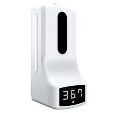 Automatic soap Dispenser with Temperature Measurement