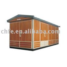 Тип коробки комбинированный подстанции, кабина тип подстанции
