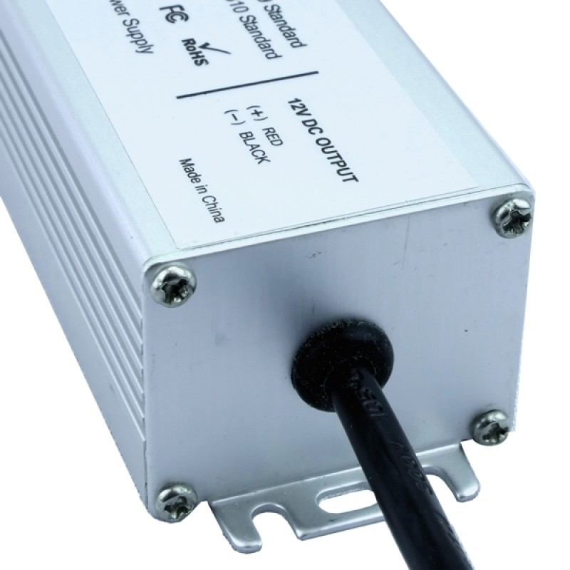 led driver metal enclosure