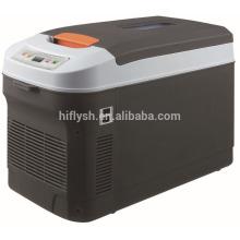 HF-22L DC 12 V / AC 220 V 55 Watt auto kühlwagen kühlbox mini tragbaren auto kühlschrank (CE zertifikat)