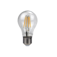 LED Filament Light A60-Cog 8W 800lm E27 8PCS Filament