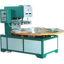 Machine d'emballage sous blister rotative haute fréquence