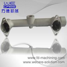 Precisión CNC de mecanizado de piezas de aleación de aluminio