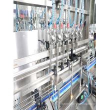 Máquina embotelladora automática diaria de llenado de productos químicos