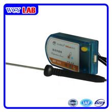 USB-Port-Temperatursensor ohne Bildschirmlehre im Digitalen Laboratorium