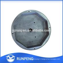 Boîtier Boîtier moulage sous pression en aluminium avec revêtement en poudre pour appareil photo