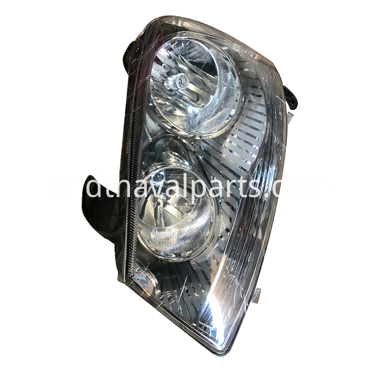 Left Headlight