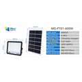 solar led flood light with sensor