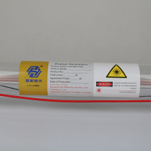 1480mm  80mm 110W laser tube replacement