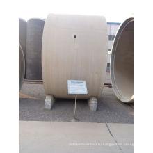 Поднапряженная конкретная Труба цилиндра (трубы обетонированные трубы)